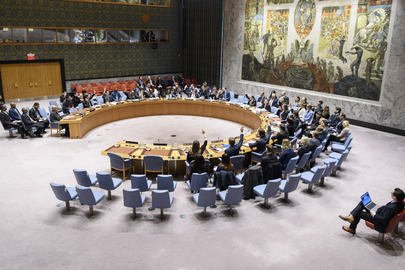 Security Council Extends Mandate of Sudan Panel of Experts
