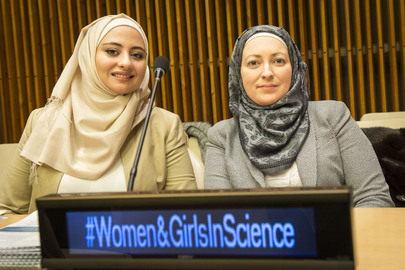 Third Commemoration of International Day of Women and Girls in Science Forum