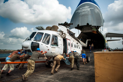 UNMIL Peacekeepers Prepare for Troop Withdrawal