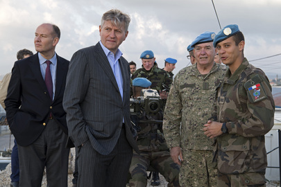 UN Peacekeeping Chief Visits Lebanon