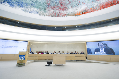 37th Session of Human Rights Council
