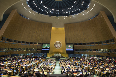 Opening of Commission on the Status of Women 62nd Session