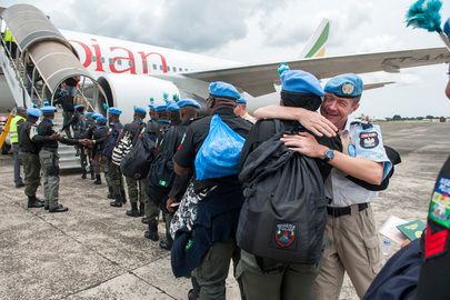 Last UNMIL Peacekeepers Withdraws from Liberia