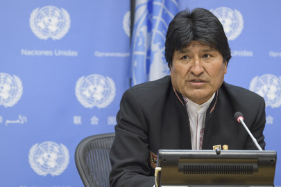 Press Briefing at Open of 17th Session of UN Permanent Forum on Indigenous Issues