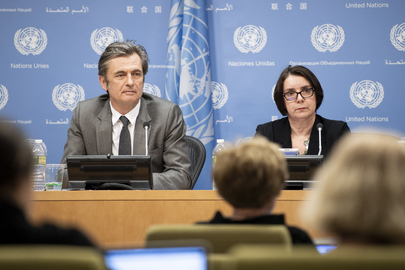 Press Briefing on International, Impartial and Independent Mechanism (IIIM) for Crimes Committed in Syria