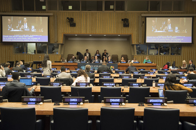 High-level Event on Peacebuilding and Sustaining Peace