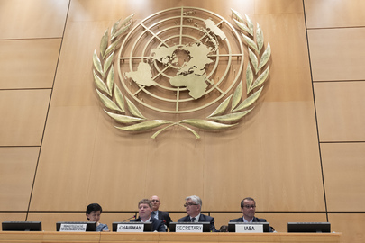 Treaty of Non-Proliferation of Nuclear Weapons Opening Session