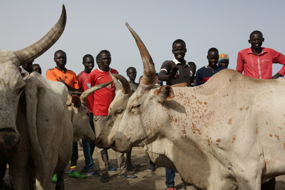 Market Day in Pibor, South Sudan