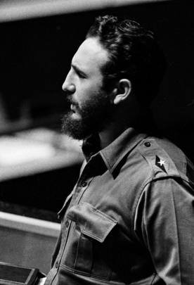 Mr. Fidel Castro, UN Photo # 76374