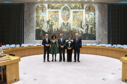 Election of New Non-permanent Members of Security Council