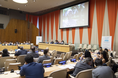 ECOSOC Special Segment on Economic, Humanitarian and Disaster Relief Assistance