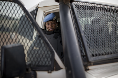 MINUSMA Conducts Training for National Police in Mali
