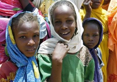 Secretary-General Visits Devastated Town of Labado in Darfur
