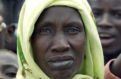 Secretary-General Visits Refugee Camp in South Darfur