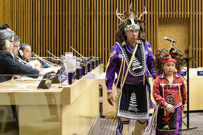 Event on Indigenous Peoples' Migration and Movement