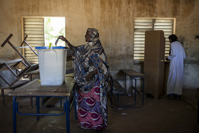 Mali Holds Presidential Run-off Election