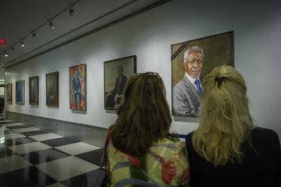 UN Honours Memory of Former Secretary-General Annan