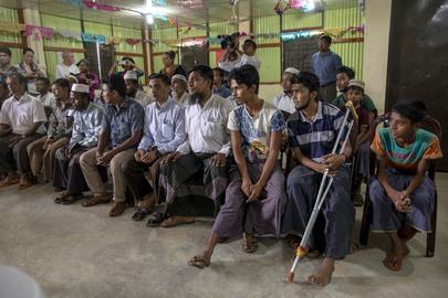 Secretary-General Visits Bangladesh