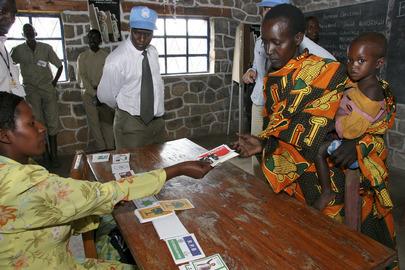 Burundi Holds Municipal Elections