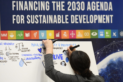 High-level Meeting on Financing the 2030 Agenda for Sustainable Development
