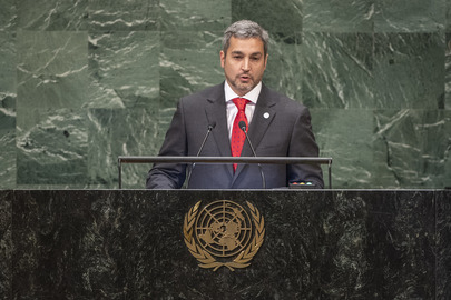 President of Paraguay Addresses General Assembly