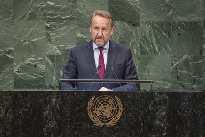 Chairman of Presidency of Bosnia and Herzegovina Addresses General Assembly