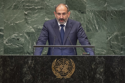 Prime Minister of Armenia Addresses General Assembly