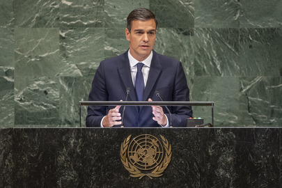 President of Spain Addresses General Assembly