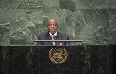 Vice-President of Guyana Addresses General Assembly