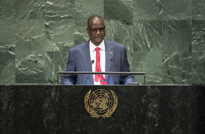 First Vice President of South Sudan Addresses General Assembly