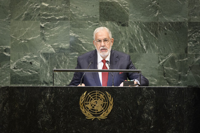 Foreign Minister of Libya Addresses General Assembly