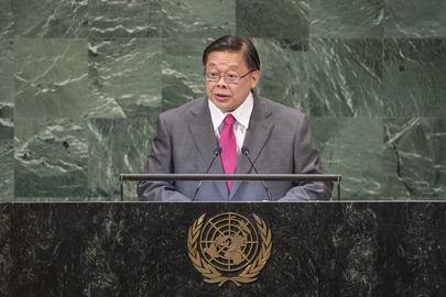 Deputy Foreign Minister of Thailand Addresses General Assembly