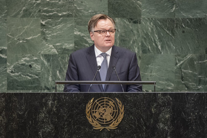 Permanent Representative of Canada Addresses General Assembly
