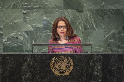 Permanent Representative of Timor-Leste Addresses General Assembly