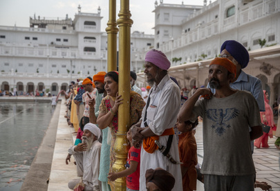 Secretary-General Visits India