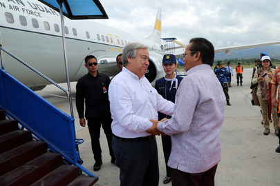 Secretary-General Visits Indonesia