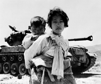 The War in Korea