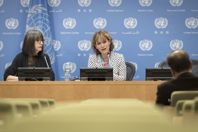 Press Briefing by Special Rapporteur on Extrajudicial, Summary or Arbitrary Executions