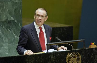 Swedish Diplomat Chosen as New UN General Assembly President