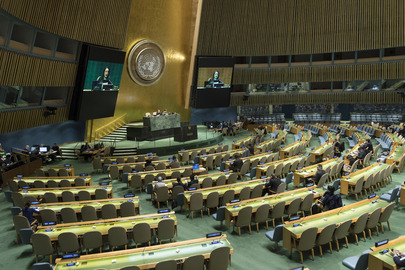General Assembly Meets on Commemoration of Abolition of Slavery and Transatlantic Slave Trade
