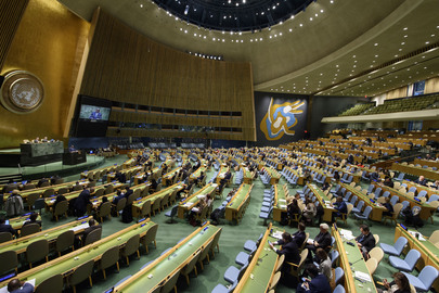 General Assembly Hears Report from Nuclear-Test-Ban Treaty Organization