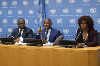 Security Council President Briefs Press on Programme of Work for December