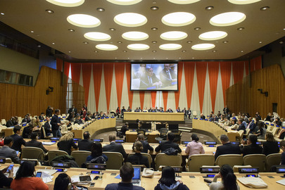 Annual Pledging Conference for UN Central Emergency Response Fund