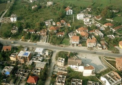 United Nations Interim Administration Mission in Kosovo (UNMIK) Site