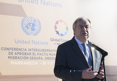 Intergovernmental Conference on the Global Compact for Migration