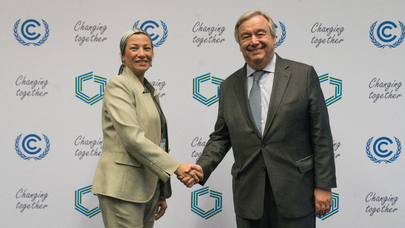 Secretary-General Meets Minister of Environmental Affairs of Egypt at COP24