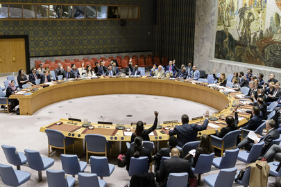 Security Council Unanimously Extends UNAMA Mandate