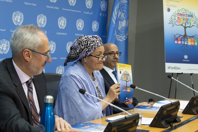 "Deputy Secretary-General Briefs Press on ""Financing for Sustainable Development Report 2019"""