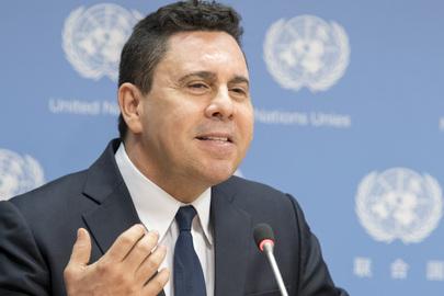 Permanent Representative of Venezuela Briefs Press
