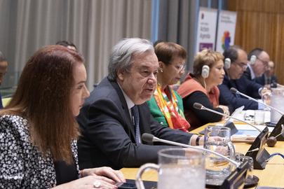 ECOSOC 2019 Financing for Development Forum